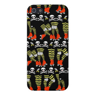iPhone 5 case Roller Derby Stripe