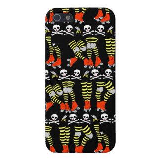 iPhone 5 case Roller Derby Stripe