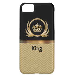 iPhone 5 Case Royal King