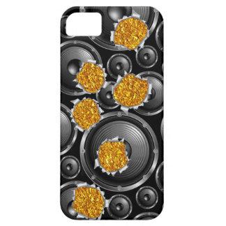 iPhone 5 case Speakers change image