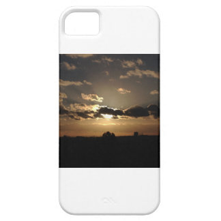 iPhone 5 case sunset picture