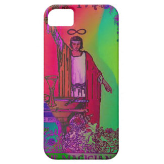 iPhone 5 Case The Magician Psychedelic Tarot