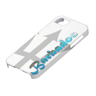 iPhone 5 Case-Tropical Barbados Barbadian Bajan iPhone 5 Case