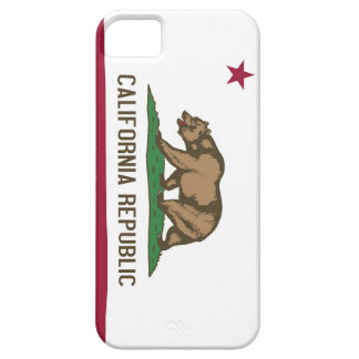 IPhone 5 Case with Flag of California