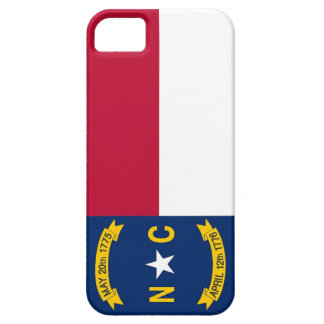 IPhone 5 Case with Flag of North Carolina