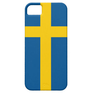 IPhone 5 Case with Flag of Sweden