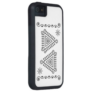 iPhone 5 Case with Indian Pattren