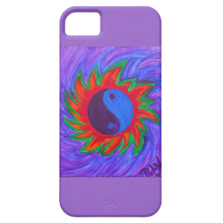 iPhone 5 Case - Yin & Yang Energy
