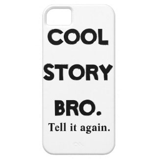 iPhone 5 Cases Cool Story Bro Modern