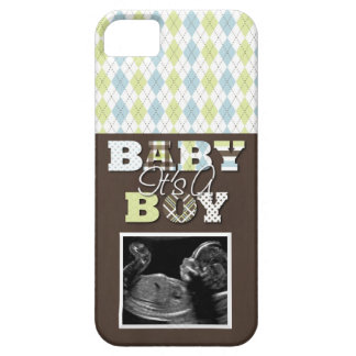 iPhone 5 Cell Phone Case Ultrasound Picture Boy!