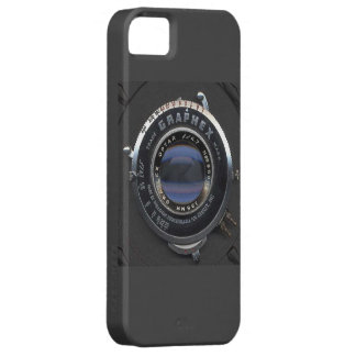 iPhone 5 Cell Phone Old School Camera Lens Retro iPhone 5 Cases