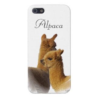 iPhone 5 Cover Alpaca Passion