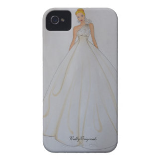iPhone 5 Cover with beautiful Ball Gown Design.