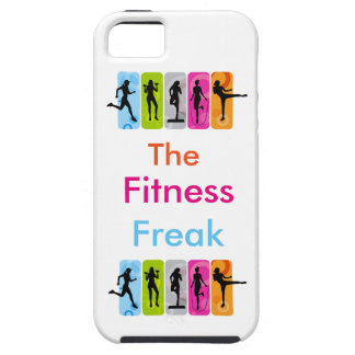 Iphone 5-Fitness Freak iPhone 5 Cases