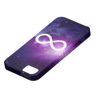 iPhone 5 Galaxy infinity sign case