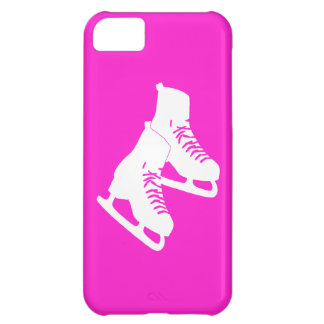 iPhone 5 Ice Skates Pink iPhone 5C Case