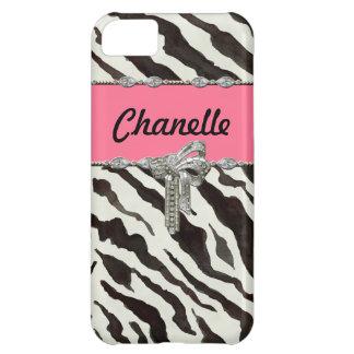 IPhone 5 Leopard Jewel Case