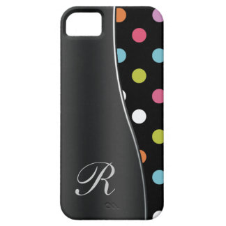 iPhone 5 Monogram Cases Modern