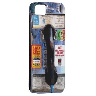 iPhone 5 Payphone Case Retro Old School Design