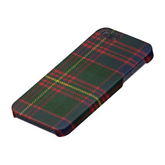 iPhone 5 Savvy Carnegie Modern Tartan Print Cover For iPhone 5/5S