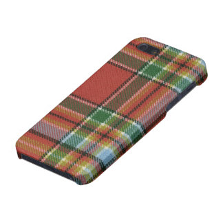 iPhone 5 Savvy Chattan Ancient Tartan Print iPhone 5 Cover