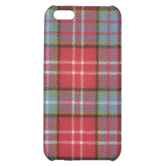 iPhone 5 Savvy Ogilvie Old Rare Ancient Tartan Cover For iPhone 5C