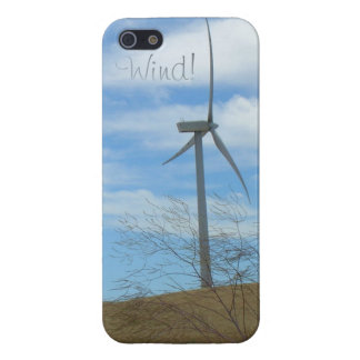 iPhone 5 Savvy - Wind Power Case For The iPhone 5