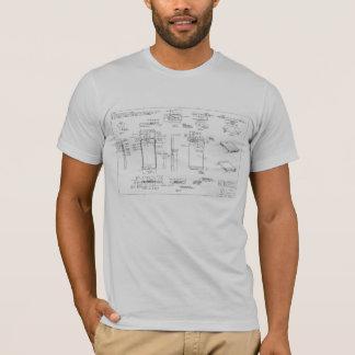 iPhone 5 Schematic T-Shirt