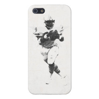 iPhone 5 Skin with Cool Football Print iPhone 5 Covers