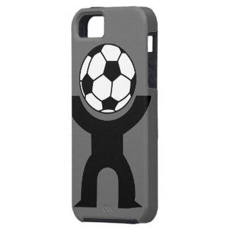 iPhone 5 Soccer Guy Tough Case
