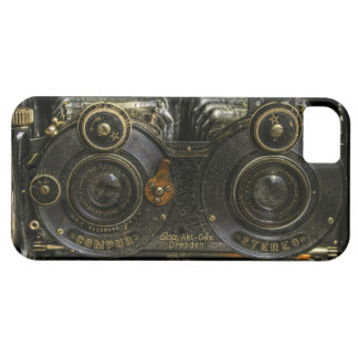 iPhone 5 Steam Punk Old School Camera Case Cell