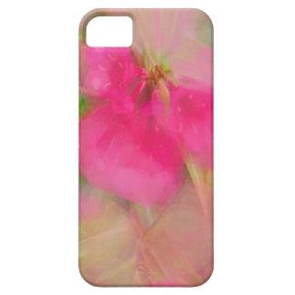 "iPhone 5 ""Trumpet Flower"" Design Image iPhone 5 Cover"