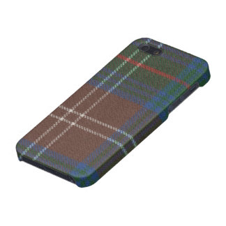 iPhone 5 Vibe Chisholm Hunting Ancient Tartan iPhone 5 Cover