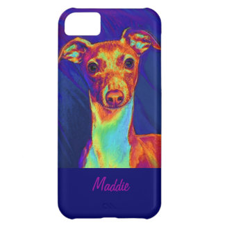 iphone 5C italian greyhound case