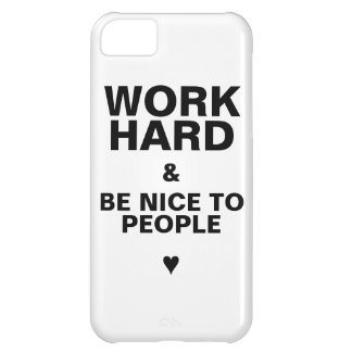 iPhone 5s Case Motivational: White