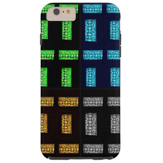 iPhone 6/5s case multicolor design