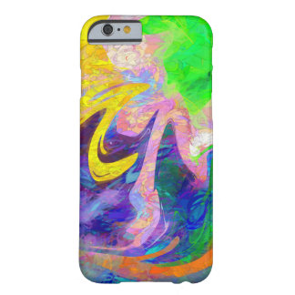 iphone 6/6s Barely There Ballon Swirl Case