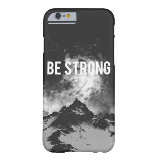 iPhone 6/6s, Barely There Be strong Barely There iPhone 6 Case