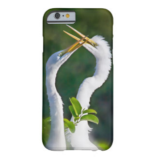 iphone 6/6s Barely There Egret Love Phone Case