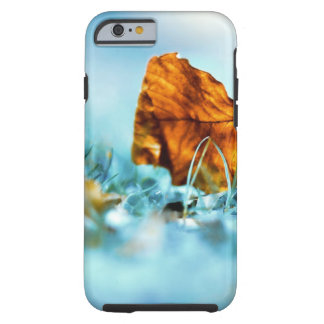 iPhone 6/6s, Barely There Phone Case Leaf