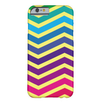 iPhone 6/6s, Barely There Phone Case zigzag