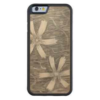 iPhone 6/6s Bumper Cherry Wood Case by Kel