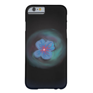 iPhone 6/6s Case Blue Flower Image