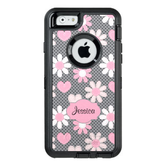 iPhone 6/6s Case | Daisies, Polka Dots, Hearts