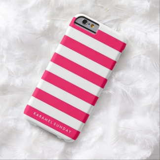 iPhone 6/6s Case - KS Signature Nautical Red/Pink