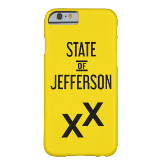 iPhone 6/6s Case - State of Jefferson XX