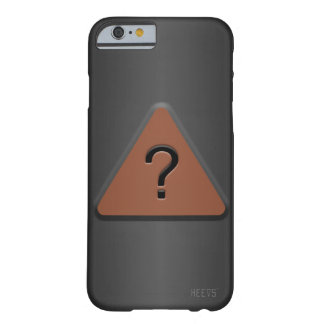 "iPhone 6/6S Case ""What Sign"" Heevs™"