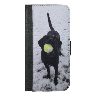 Iphone 6/6s Case with Black Lab