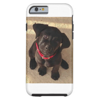 iPhone 6/6s case with Black Lab Pup