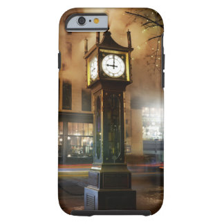 "iPhone 6/6s case with ""Steam Clock"""